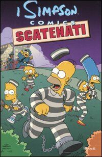 Scatenati. Simpson comics