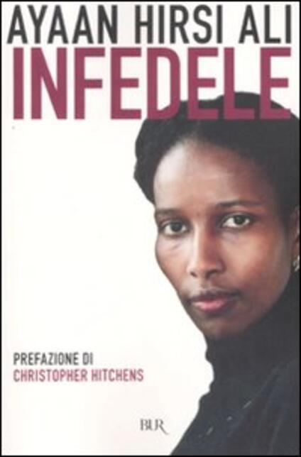 Infedele - Ayaan Hirsi Ali - copertina
