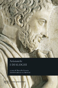 Libro Dialoghi. Testo greco a fronte Aristotele