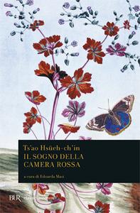 Libro Il sogno della camera rossa Tsao Chan