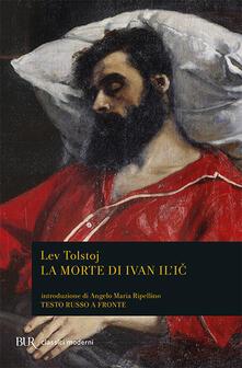 Ilmeglio-delweb.it La morte di Ivan Il'ic Image