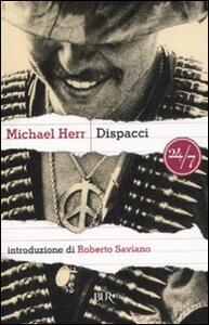 Dispacci - Michael Herr - copertina