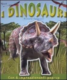 Ristorantezintonio.it I dinosauri. Libro pop-up Image