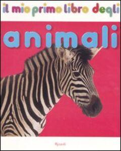 Libro Il mio primo libro degli animali