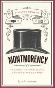Libro Montmorency Eleanor Updale