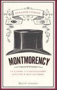 Libro Montmorency Eleanor Updale