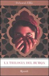Copertina  La trilogia del burqa