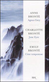 Jane Eyre-Cime tempestose-Agnes Grey