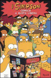 Comics a ruota libera. I Simpson