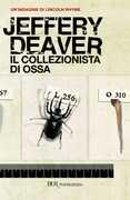 Libro Il collezionista di ossa Jeffery Deaver