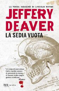 Libro La sedia vuota Jeffery Deaver