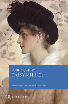 Daisy Miller - Henry James - copertina
