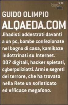 Alqaeda.com - Guido Olimpio - copertina