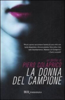 La donna del campione.pdf