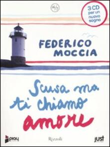 Filippodegasperi.it Scusa ma ti chiamo amore. Audiolibro. 3 CD Audio Image