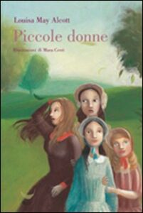 Libro Piccole donne Louisa May Alcott