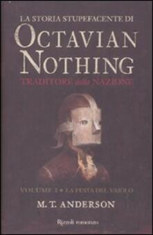Promoartpalermo.it La storia stupefacente di Octavian Nothing. Traditore della nazione. Vol. 1: La festa del vaiolo. Image