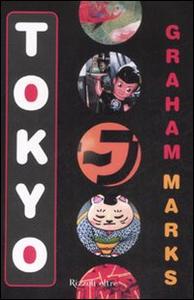 Libro Tokyo Graham Marks
