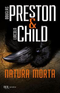 Libro Natura morta Douglas Preston , Lincoln Child