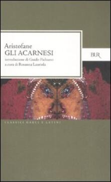 Grandtoureventi.it Gli Acarnesi. Testo greco a fronte Image