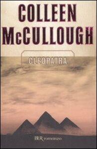 Libro Cleopatra Colleen McCullough