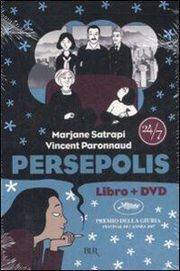 Foto Cover di Persepolis. Con DVD, Libro di Marjane Satrapi,Vincent Paronnaud, edito da BUR Biblioteca Univ. Rizzoli