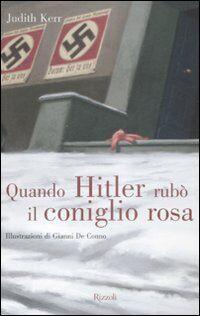 Quando Hitler rubò il coniglio rosa. Ediz. illustrata