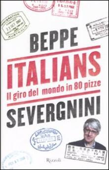 Ristorantezintonio.it Italians. Il giro del mondo in 80 pizze Image