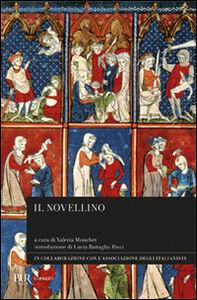 Foto Cover di Il novellino, Libro di Anonimo, edito da BUR Biblioteca Univ. Rizzoli