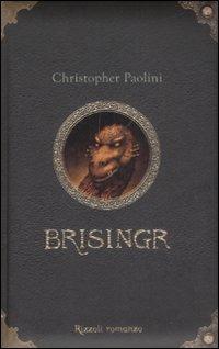 Brisingr – Christopher Paolini 2008