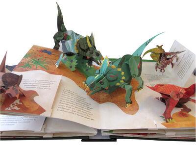 Foto Cover di Enciclopedia preistorica. Dinosauri. Libro pop-up, Libro di Robert Sabuda,Matthew Reinhart, edito da Rizzoli 1