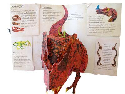 Foto Cover di Enciclopedia preistorica. Dinosauri. Libro pop-up, Libro di Robert Sabuda,Matthew Reinhart, edito da Rizzoli 2