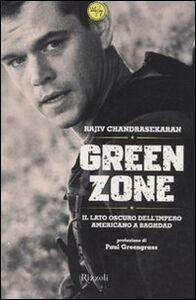 Libro Green Zone Rajiv Chandrasekaran