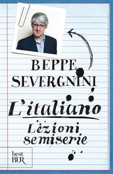 Vitalitart.it L' italiano. Lezioni semiserie Image