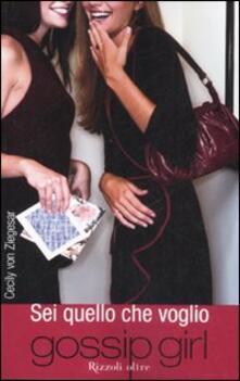 Sei quello che voglio. Gossip girl.pdf
