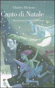 Libro Un canto di Natale Charles Dickens