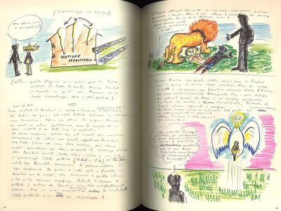 Libro Il libro dei sogni Federico Fellini 1