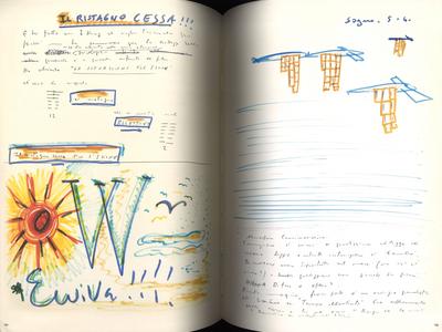 Libro Il libro dei sogni Federico Fellini 2