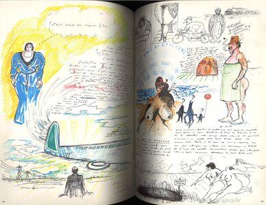 Libro Il libro dei sogni Federico Fellini 3