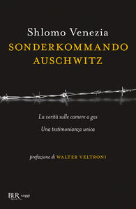 Libro Sonderkommando Auschwitz Shlomo Venezia