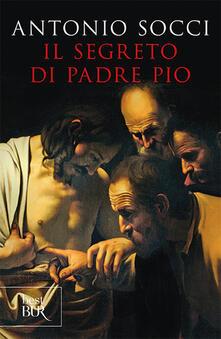 Radiospeed.it Il segreto di padre Pio Image