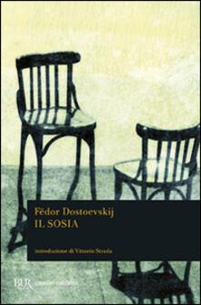 Il sosia - Fëdor Dostoevskij - copertina