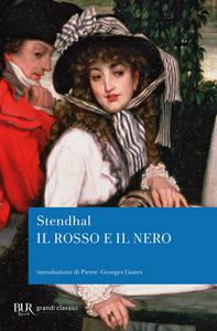 Libro Il rosso e il nero Stendhal