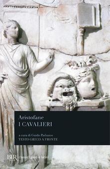 I cavalieri. Testo greco a fronte.pdf