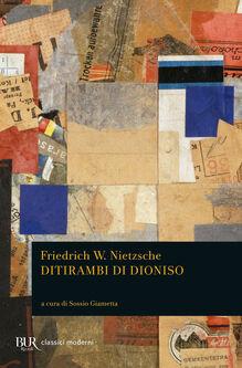 Ditirambi di Dioniso. Testo tedesco a fronte