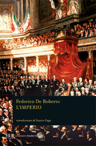 Libro L' imperio Federico De Roberto