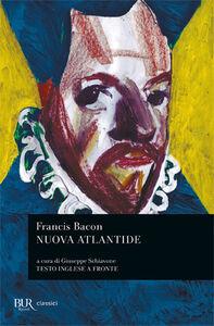 Libro Nuova Atlantide Francesco Bacone