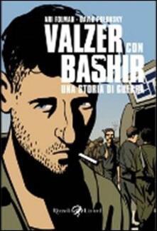 Valzer con Bashir. Una storia di guerra - Ari Folman,David Polonsky - copertina