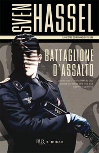 Libro Battaglione d'assalto Sven Hassel