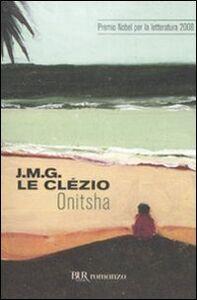 Libro Onitsha Jean-Marie Le Clézio
